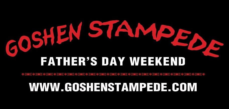 Goshen Stampede T-Shirt Front