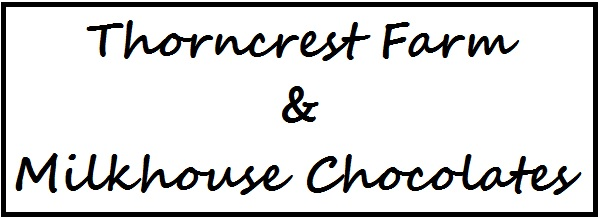 Thorncrest Farm and Milkhouse Chocolates Logo